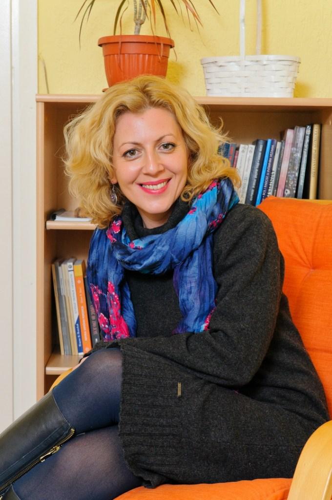 Katarina Majkić - pedagog, transakcioni analitičar – savetnik, praktičar Terapije igrom