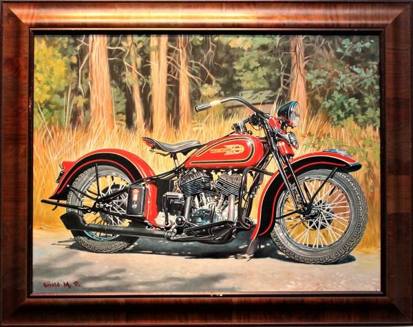 Harley-Davidson Art