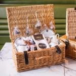 Luxury Coffee Tea Hamper Set Centenary Lounge