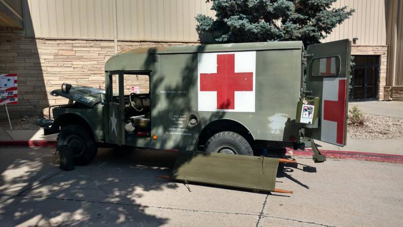 m725 ambulance the american