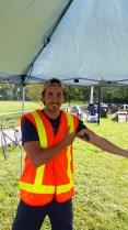 Organizer of Terry Fox Run on Toronto Island