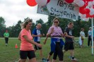Participants arrive at the finish line of the Thornhill Terry Fox Run (Ben Freeman Collins/Centennial Journalism)