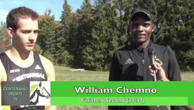Centennial Sports TV - Oct. 18, 2016