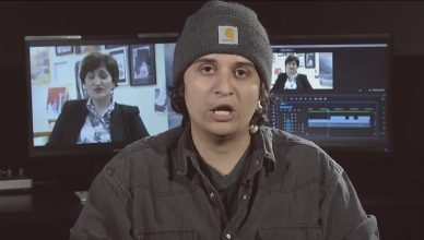 Rosetta documentary producer Reid Mendicino
