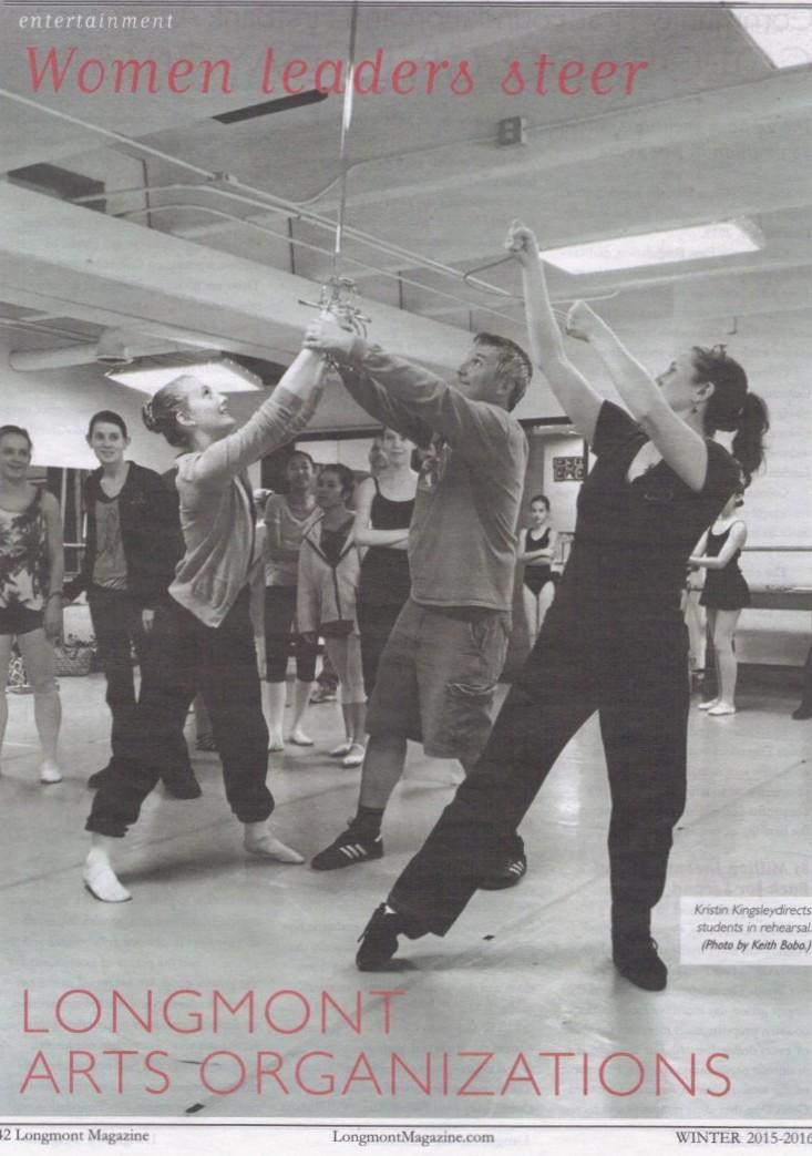 Dance Studios Boulder County | Longmont Dance Theatre Academy