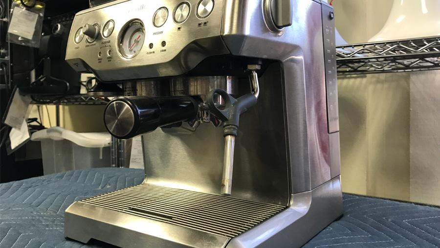 Brevilleespresso machine repair