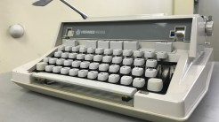 Hermes typewriter repair