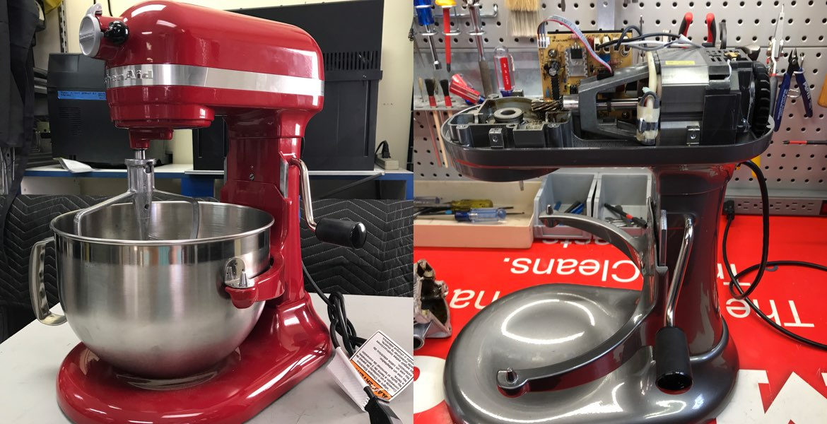 kitchenAid repair