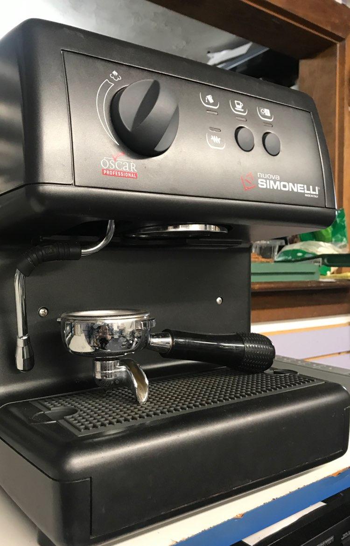 Nuova SImonelli Espresso Machine Repair