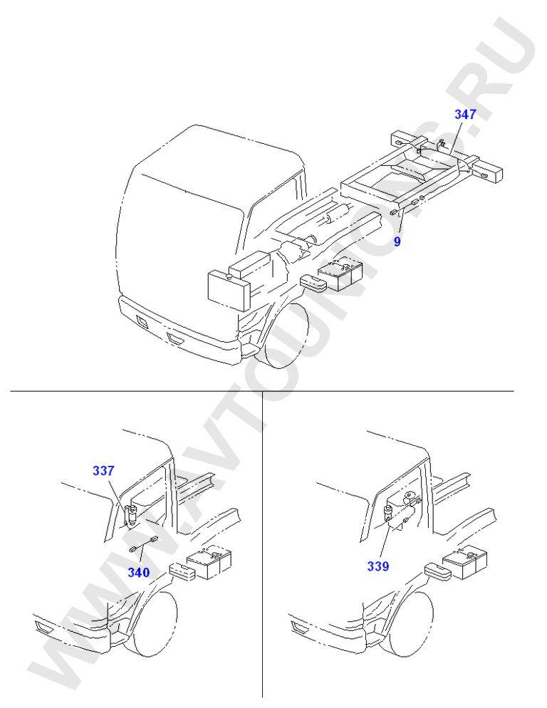On-line каталоги запчастей по грузовикам (Исузу) Isuzu