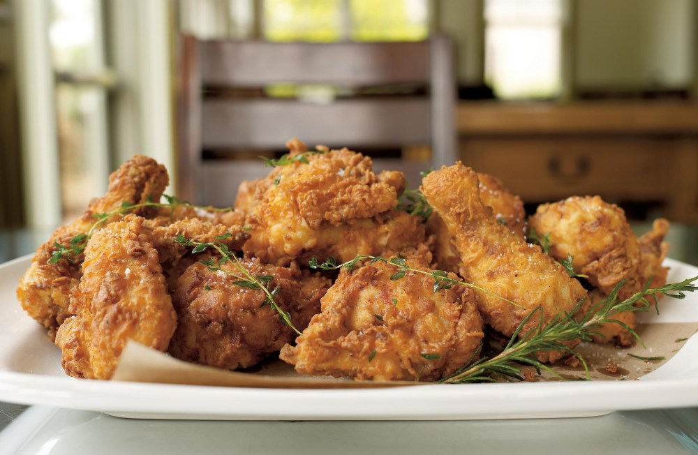 Thomas Keller_Ad Hoc at Home_Fried Chicken