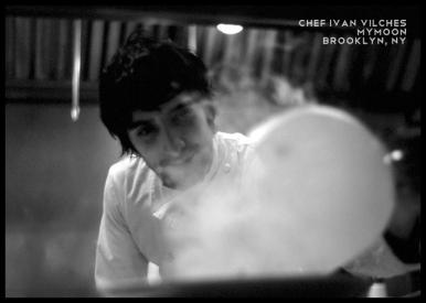 Chef Ivan Vilches