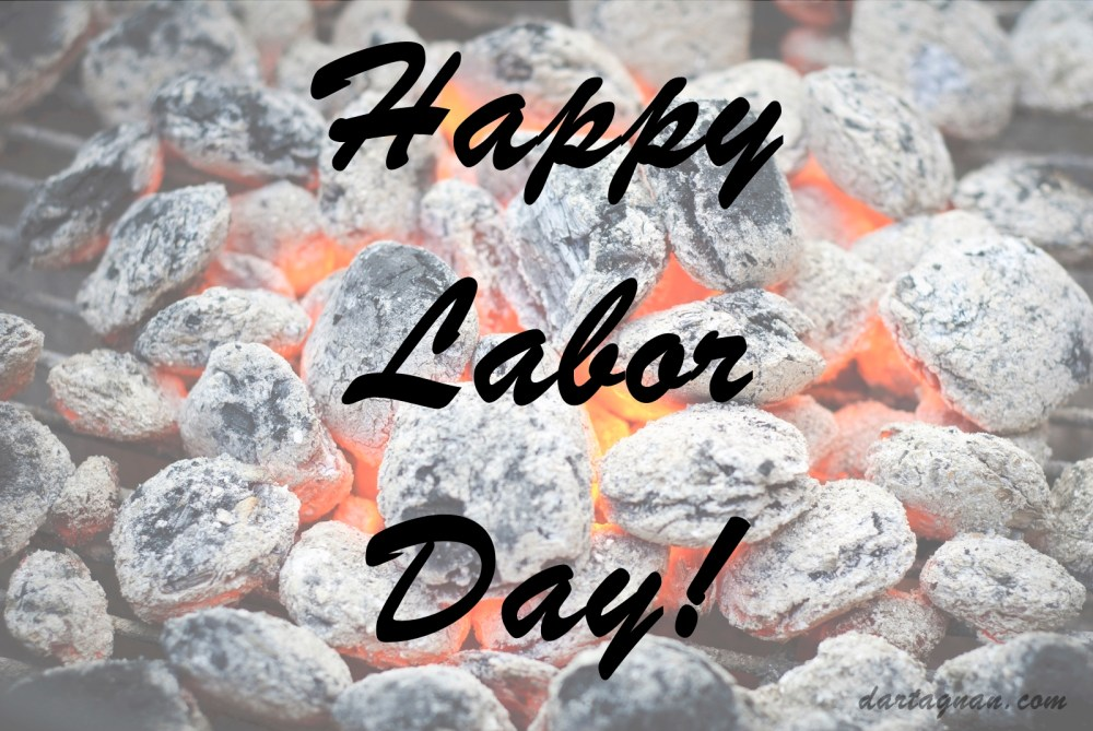 Happy Labor Day 2013