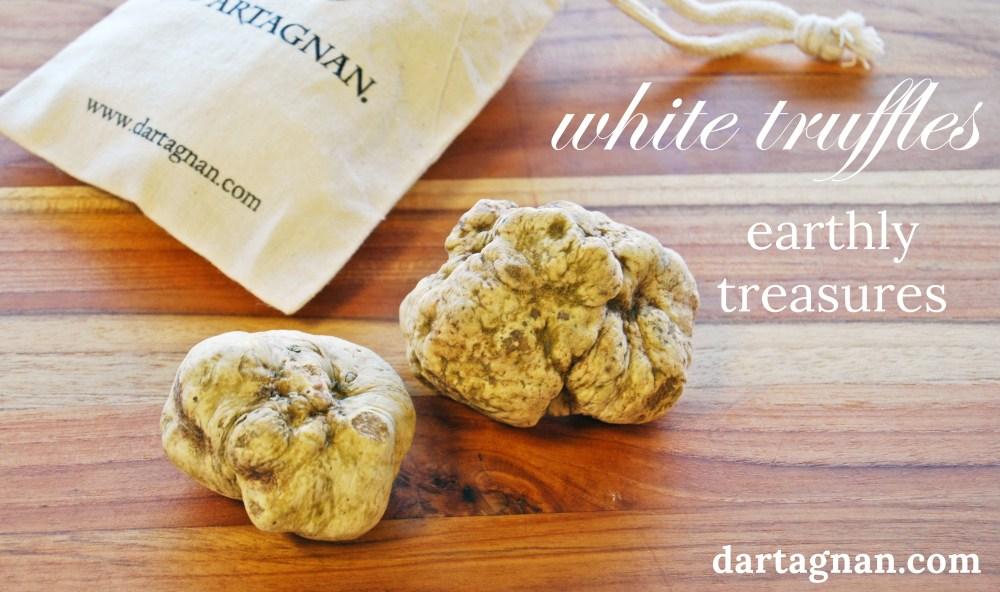White Truffles Graphic