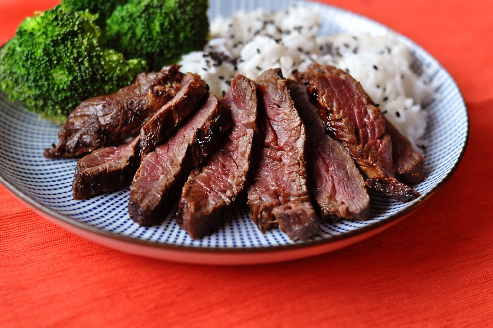 easy-korean-bbq-kalbi-buffalo-steak-recipe