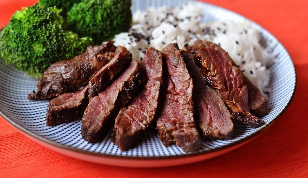 easy-korean-bbq-kalbi-buffalo-steak-recipe
