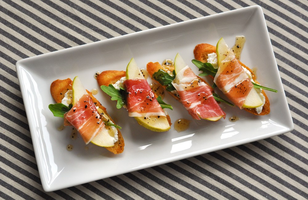 french ham & pear recipes preview