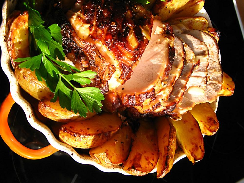 garlic-roasted-pork-loin-recipe