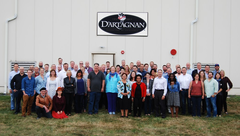 D'Artagnan Sales Staff September 2015.jpg