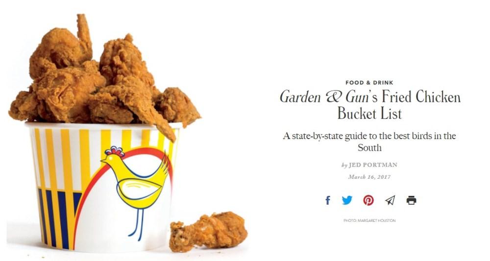Garden & Gun Fried Chicken Bucket List.jpg