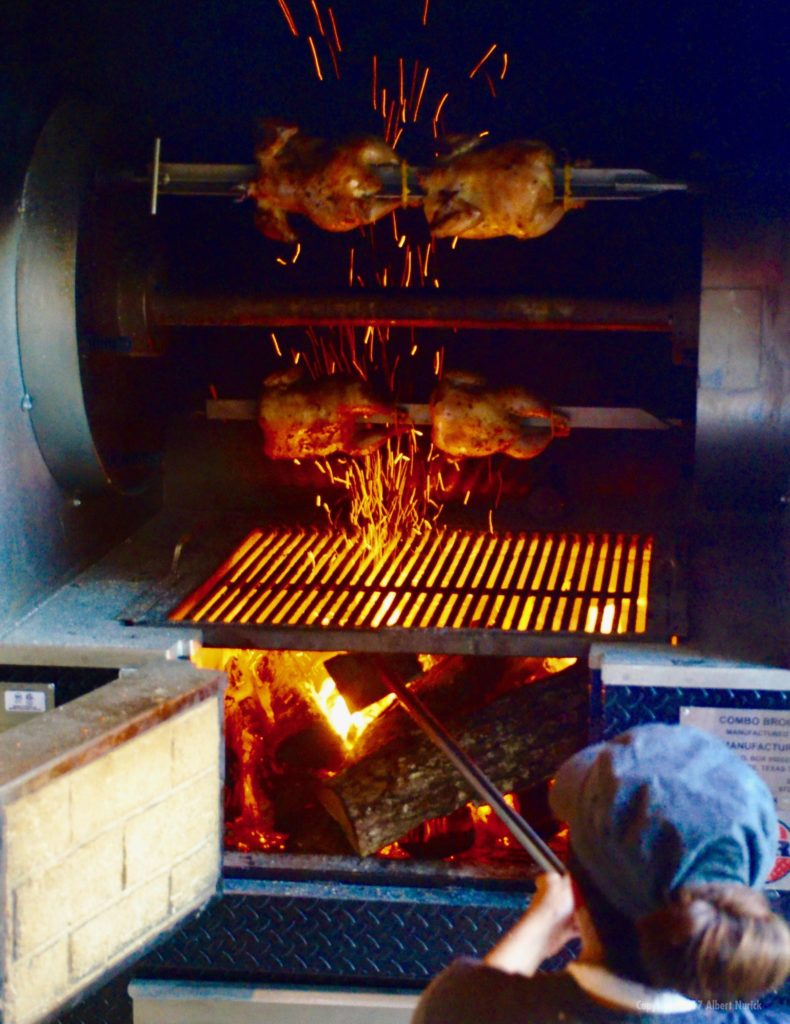 Rooster - Rotisserie