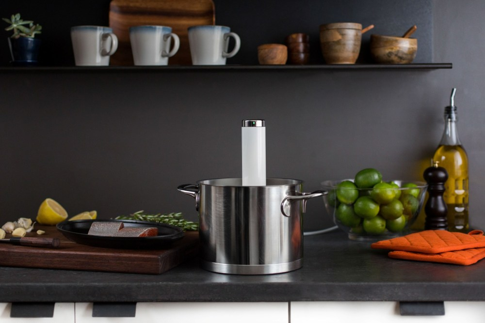 Joule-Stainless-on-counter