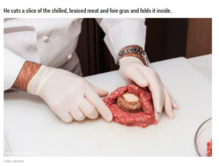 Daniel Boulud Business  Insider Foie Gras Burger 3.jpg