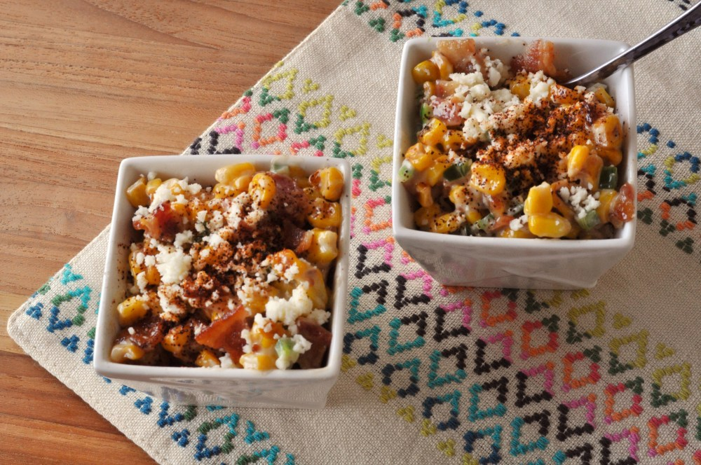 Smoky Street Corn Salad