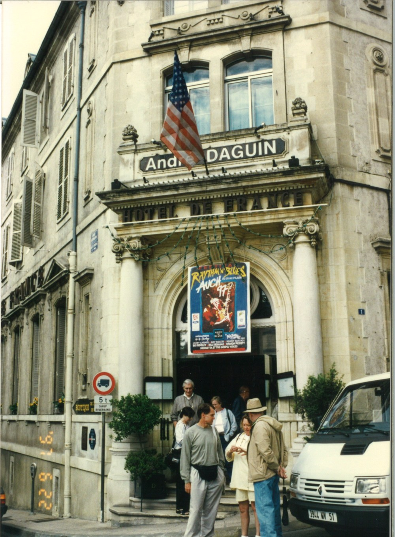 SW Trip 1997 Hotel de France