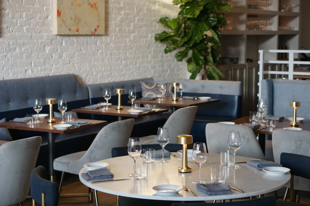 Ad Lib Restaurant Norman Van Aken