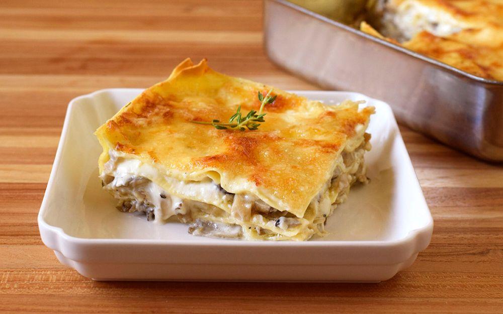 truffled-mushroom-lasagna-recipe
