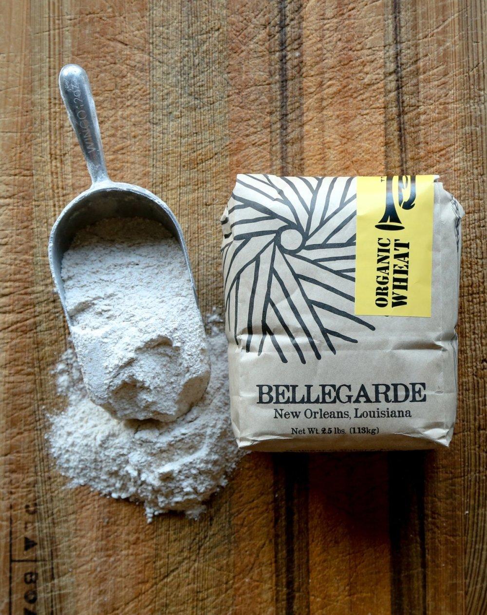 Organic Bellegarde Grains