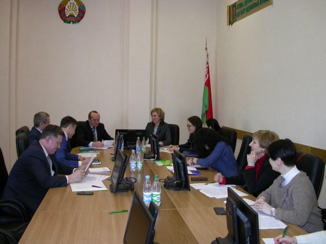 28 апреля 2016 года состоялось итоговое заседание Координационного совета