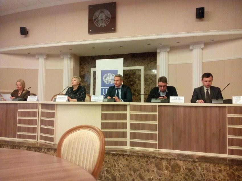 региональный семинар в г. Гомеле