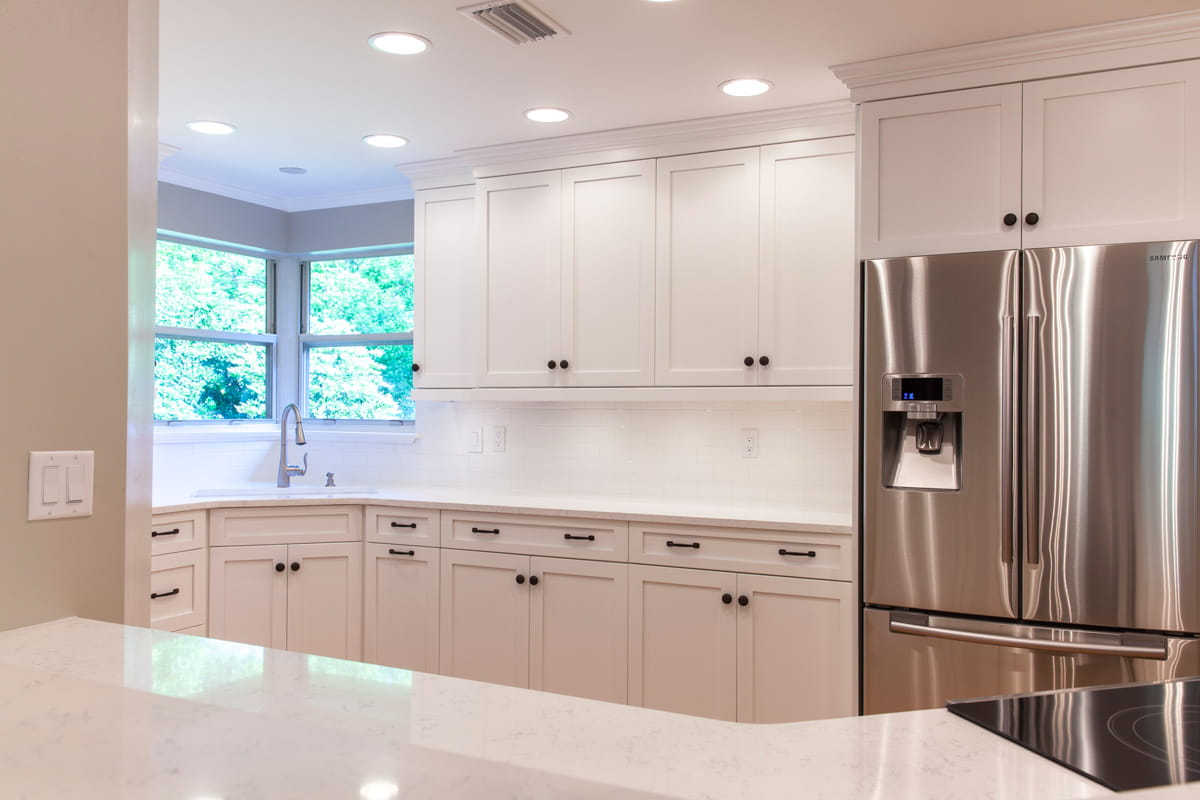 kitchen remodeling in jacksonville, florida | centerbeam construction