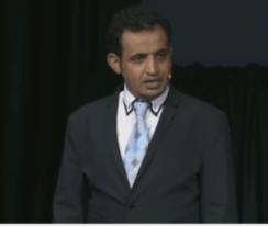 Mohammed Qahtani TMI 2015