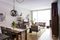 Modern Condo Design Makeover - Before + After Pictures