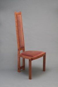 Tall Back Dining Chair | The Center for Art in Wood