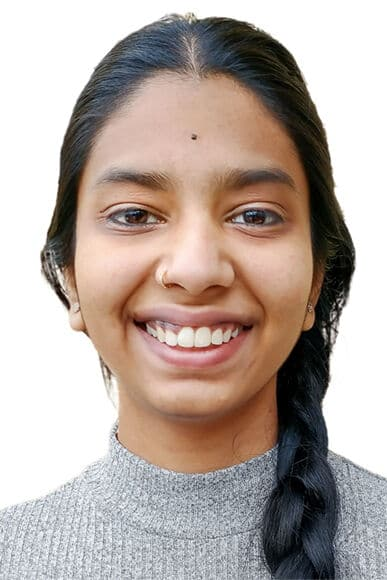CCC Alumna,  Sita Chandrasekaran, 2021 recipient of The Paul & Daisy Soros Fellowships for New Americans