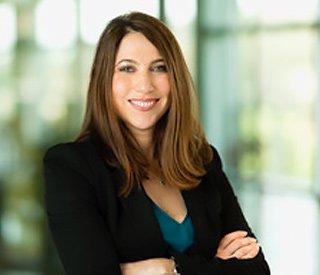 Erica Chavin, CFO -