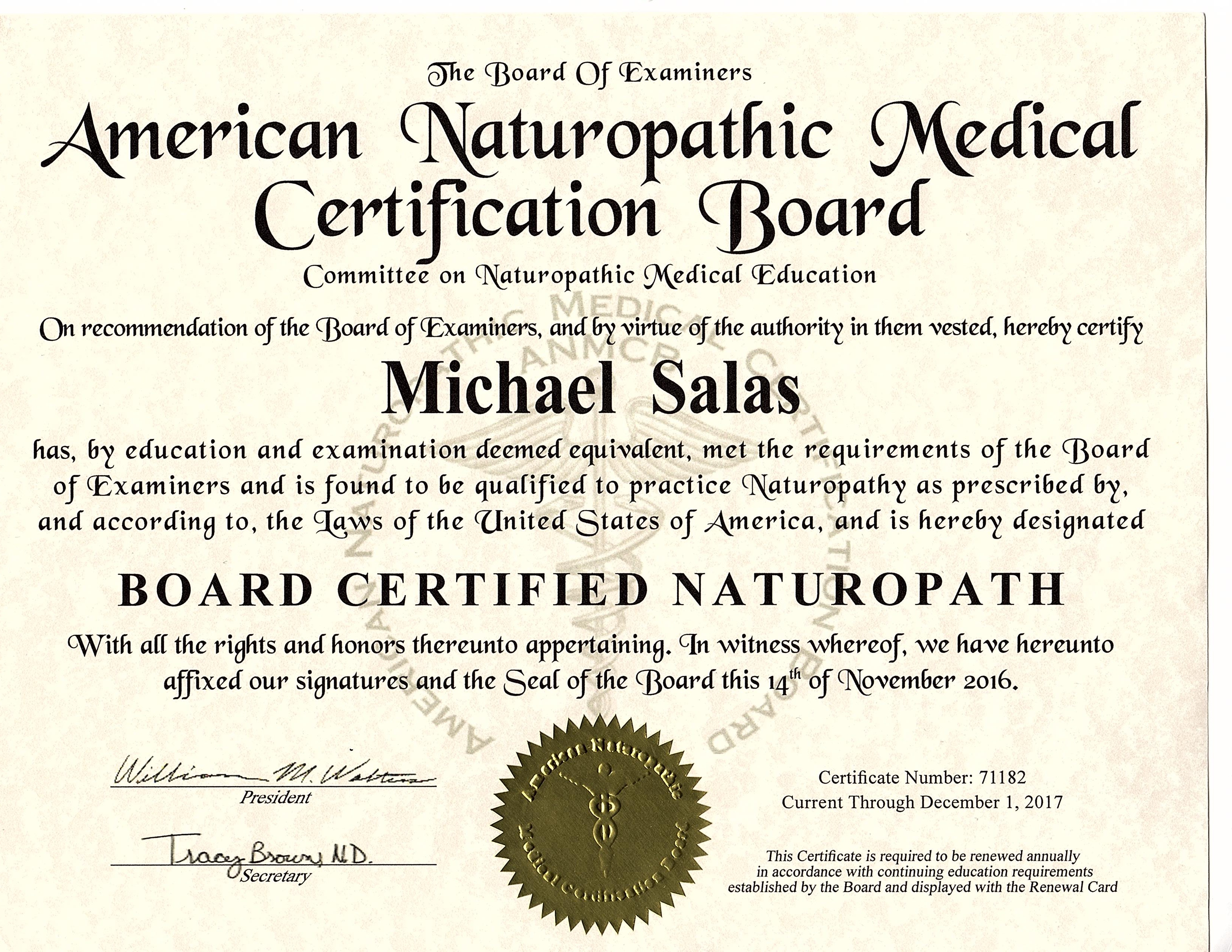 Credentials holistic health center board certified naturopath 1betcityfo Images