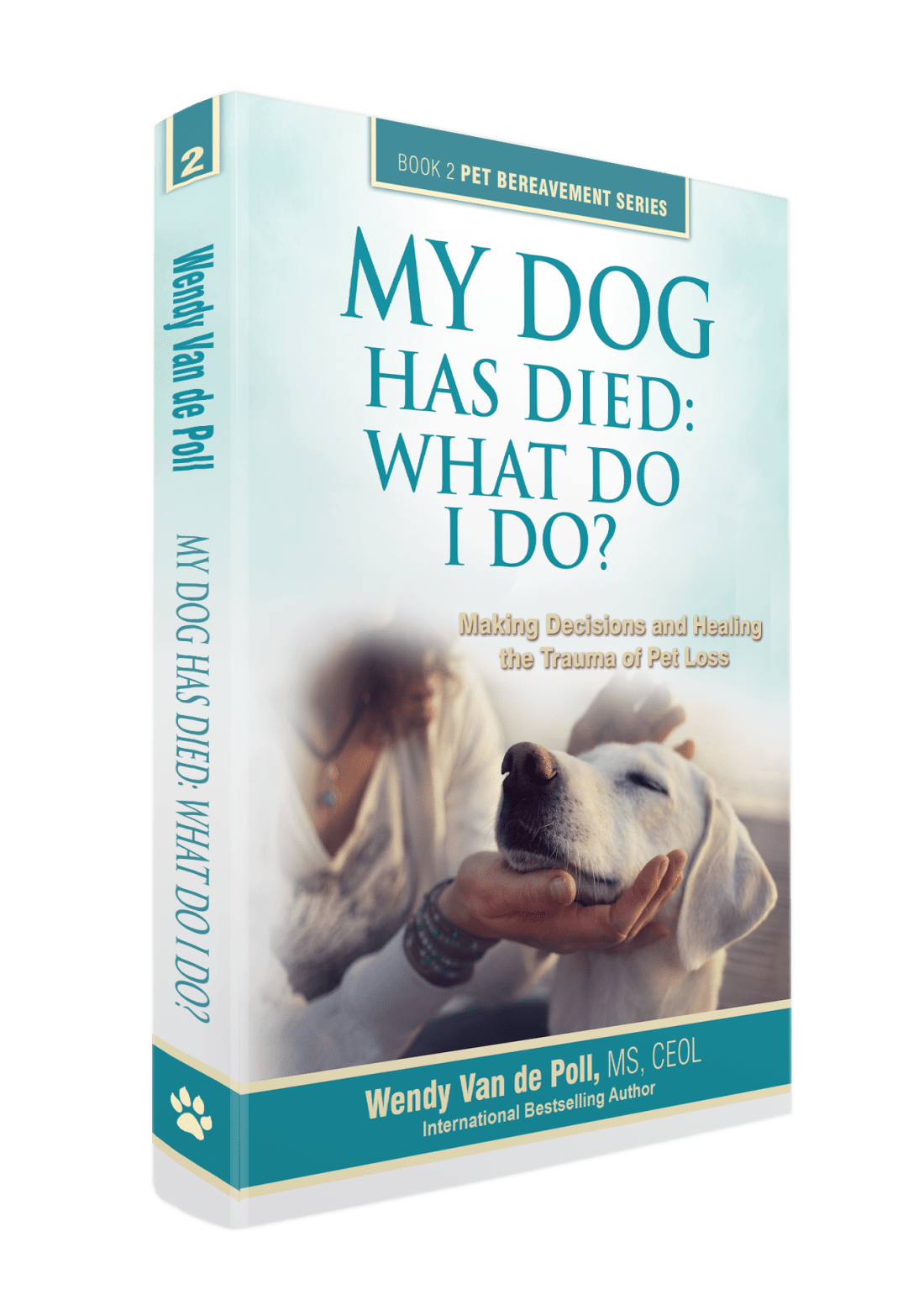 My Dog Has Died book cover