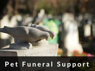 pet funeral services
