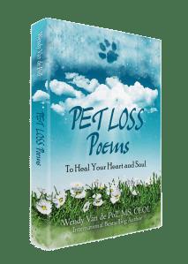 Pet Loss Poem Book