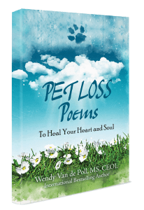 pet loss poems to heal your heart and soul