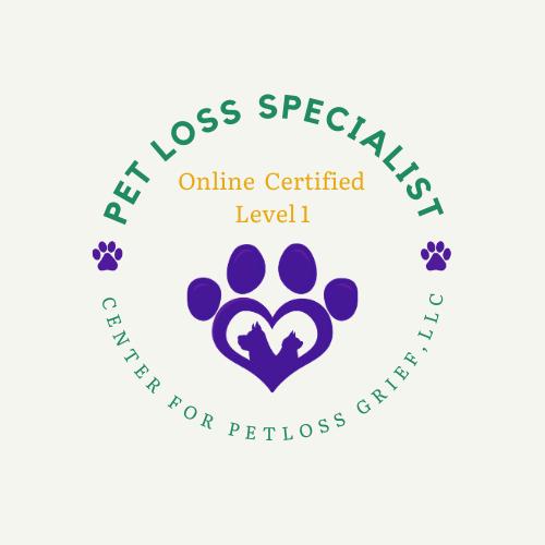 Online Pet Loss Specialist