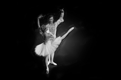 DANB Ramil Bagmanov Julia Ponomareva Nutcracker Grand Pas  Ani Collier photo