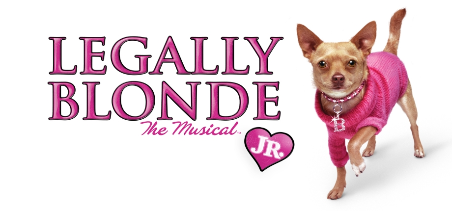Legally Blonde Jr The Musical