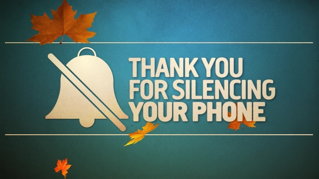 Cell Phone Fall Wallpaper Silence Your Phone Fall 01 Centerline New Media