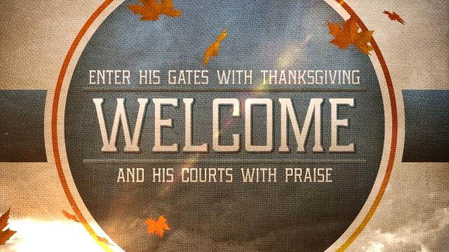 Fall Wallpaper Thanksgiving Thanksgiving Praise Welcome Centerline New Media